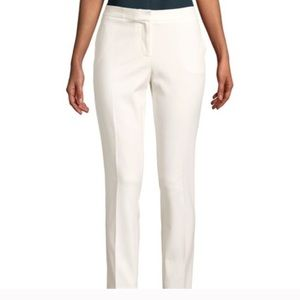 NWT Vince Camuto Cream Ivory Cropped  Pants